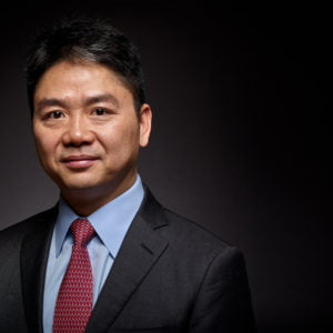 Richard Liu, Founder, Chairman & CEO, JD.com – WRC2018