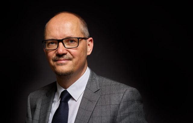 Andreas Streubig, Director Global Sustainability, Hugo Boss – WRC2018