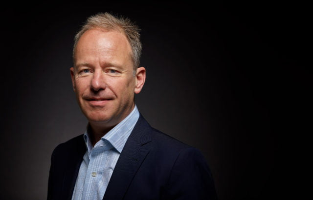James Bidwell, Chairman, Springwise – WRC2018
