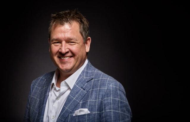 Joe Jensen,  VP IoT Group, GM Retail Division, Intel – WRC2018