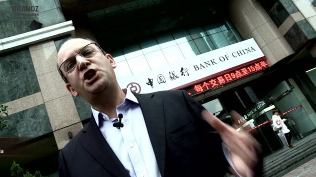 BrandZ Top 50 Most Valuable Chinese Brands 2012 – 4 Bank of China