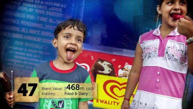 BrandZ Top 50 Most Valuable Indian Brands 2015- Countdown