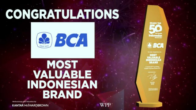 BrandZ Top 50 Most Valuable INDONESIAN Brands |2017| BCA,1st Most Valuable Brand