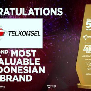 BrandZ Top 50 Most Valuable INDONESIAN Brands |2017| Telkomsel, 2nd Most Valuable Brand