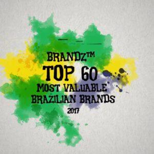 BrandZ Top 60 Most Valuable Brazilian Brands 2017 – Countdown