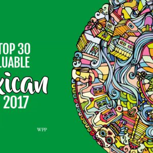 BrandZ Top 30 Most Valuable Mexican Brands 2017 – Countdown