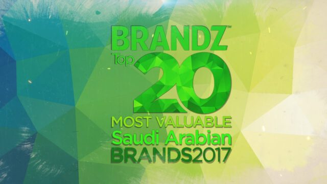 BrandZ Top 20 Most Valuable Saudi Arabian Brands 2017 – Countdown