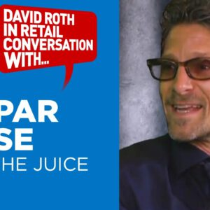 Kaspar Basse, Founder & CEO, Joe & the Juice – WRC2017