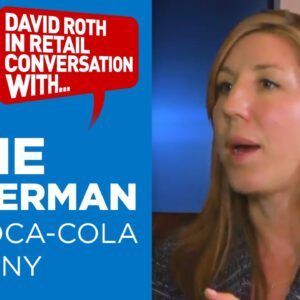 Julie Bowerman, Vice President, The Coca-Cola Company – WRC2017