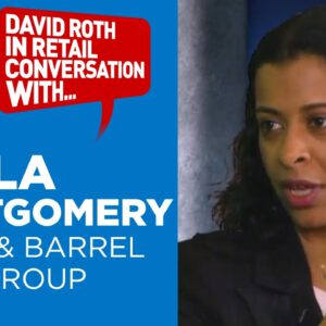 Neela Montgomery, Chairwoman Crate & Barrel and Otto Group – WRC2017