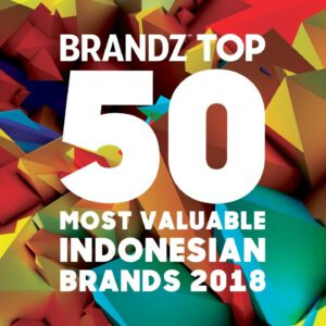 BrandZ Top 50 Most Valuable Indonesian Brands 2018 – Countdown
