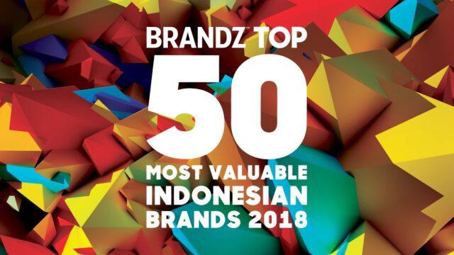 BrandZ Top 50 Most Valuable Indonesian Brands 2018 – Countdown