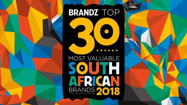 BrandZ Top 50 Most Valuable South African Brands 2018 – Countdown