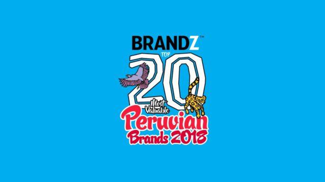 BrandZ Top 20 Most Valuable Peruvian Brands 2018 – Countdown
