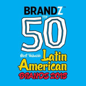 BrandZ Top 50 Most Valuable Latin American Brands 2018 – Countdown