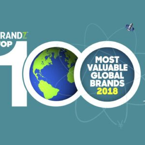 BrandZ Top 100 Most Valuable Global Brands 2018 – Countdown