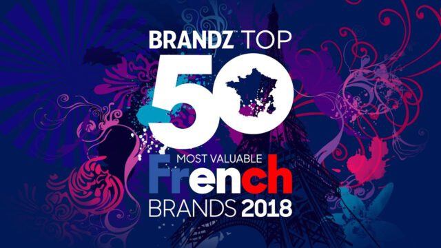 BrandZ Top 50 Most Valuable French Brands 2018 – Countdown