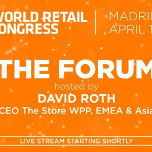 IN RETAIL CONVERSATION LIVE | WRC 2018 MADRID | DAY1 | The Forum