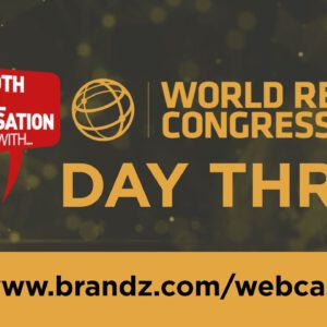 IN RETAIL CONVERSATION LIVE | WRC 2018 | DAY THREE