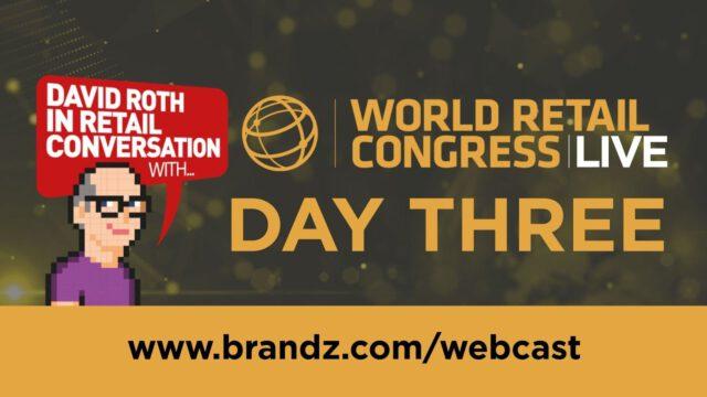 IN RETAIL CONVERSATION LIVE   WRC 2018   DAY THREE