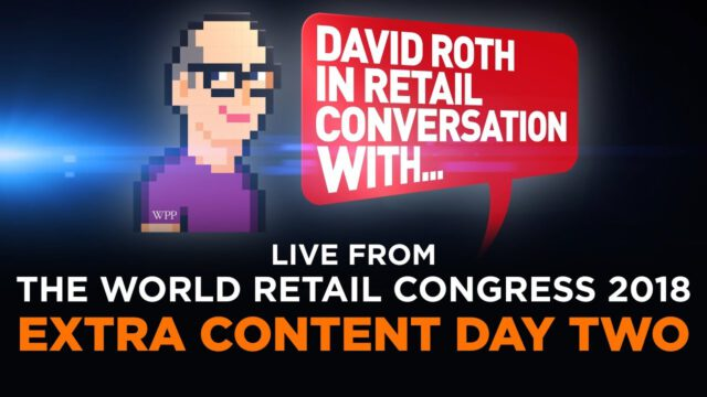 IN RETAIL CONVERSATION LIVE   WRC 2018   DAY TWO EXTRA