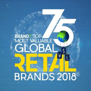 BrandZ Top75 Most Valuable Global Retail Brands 2018 – Countdown