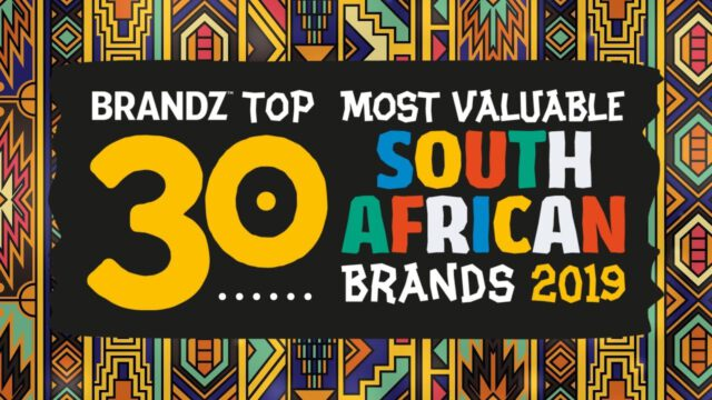 BrandZ Top 30 Most Valuable South African Brands 2019 – Countdown