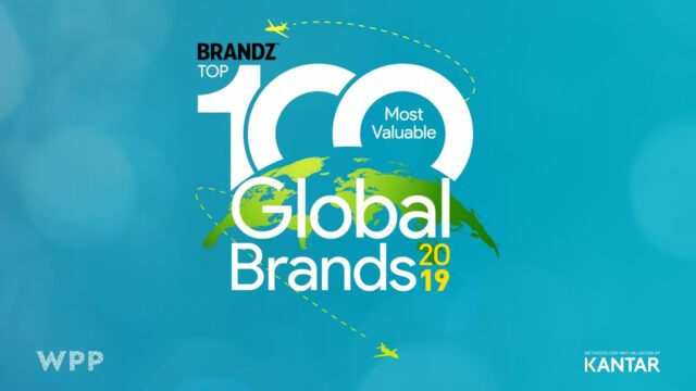 BrandZ Top 100 Most Valuable Global Brands 2019 – Countdown