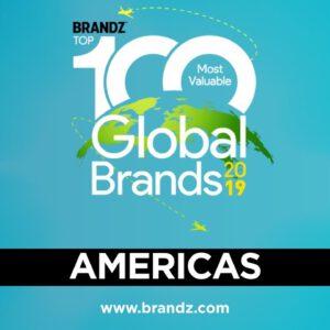 BrandZ Top100 Most Valuable Global Brands 2019 – Americas Web Seminar