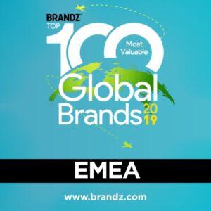 BrandZ Top100 Most Valuable Global Brands 2019 – EMEA Web Seminar