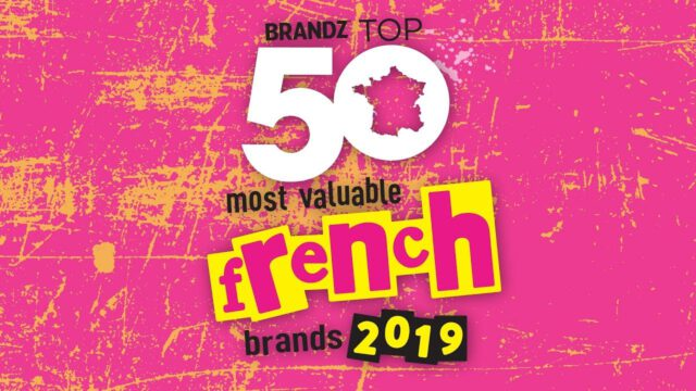 BrandZ Top 50 Most Valuable French Brands 2019 – Countdown