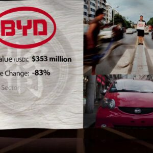 BrandZ Top 50 Most Valuable Chinese Brands 2012 | #48 | BYD