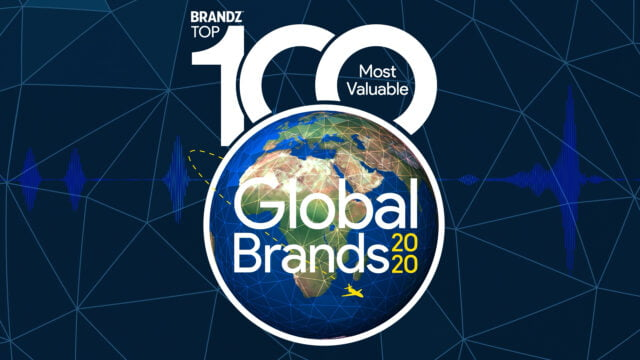 BrandZ Top 100 Most Valuable Global Brands 2020- Countdown