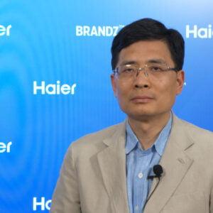 Mr. Zhou Yunjie, President Haier Group- Global Diginar 2020