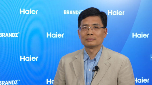 Mr. Zhou Yunjie, President Haier Group- Global Diginar 2020