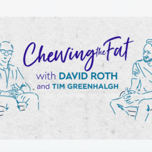 Chewing the Fat, Tim Greenhalgh | Episode 3