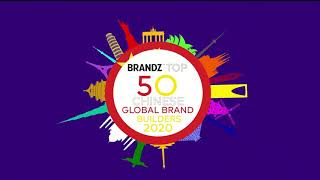 BrandZ and Google Chinese Global Brand Builders 2020- Countdown