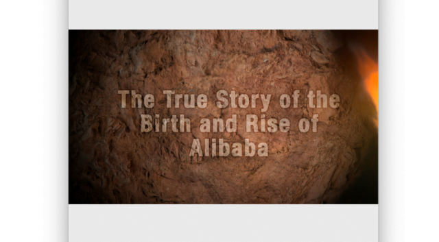 The True Story of the Birth and Rise of Alibaba – Documentary