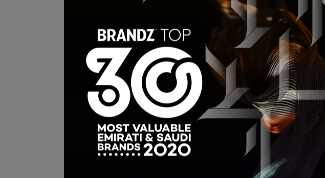 BrandZ Top 30 Most Valuable Emirati & Saudi Brands 2020- Countdown